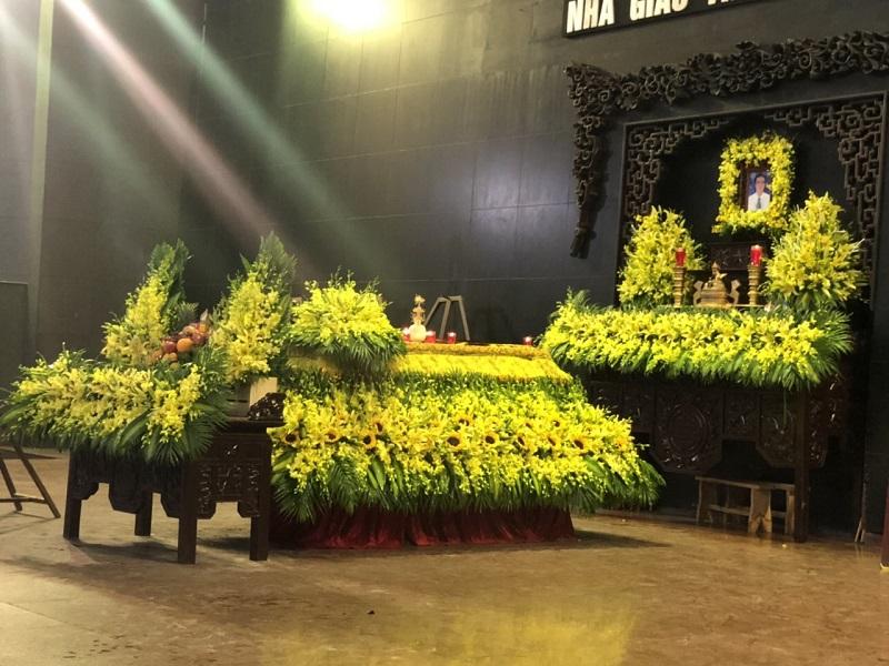 Dịch vụ tổ chức tang lễ tại nhà riêng