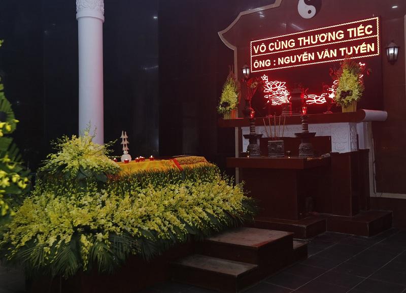 Tổ chức tang lễ chuyên nghiệp