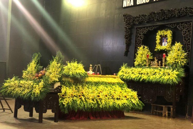 Dịch vụ tổ chức tang lễ trọn gói tại Hà Nội