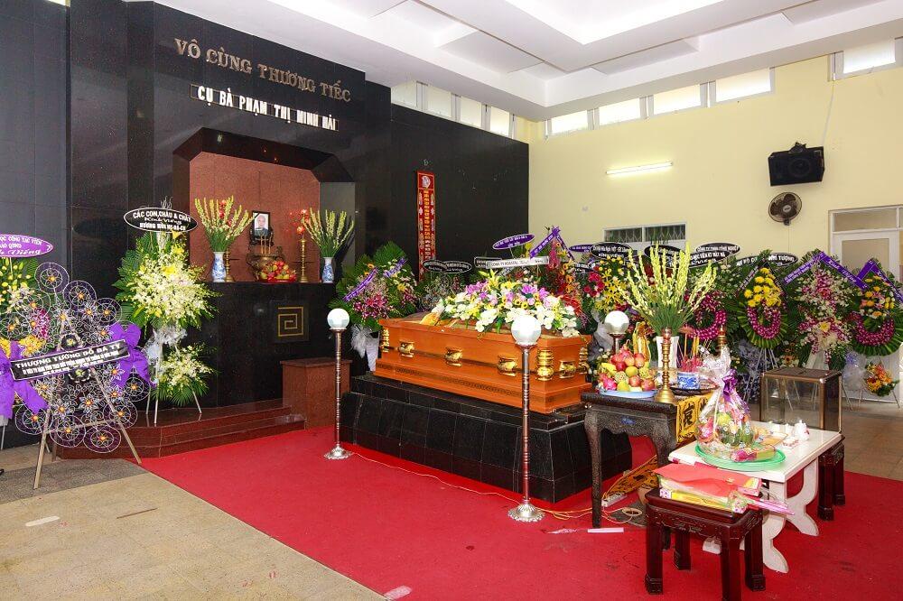 Tổ chức tang lễ tại Nhà Tang Lễ trọn gói - Tang Lễ Hà Nội