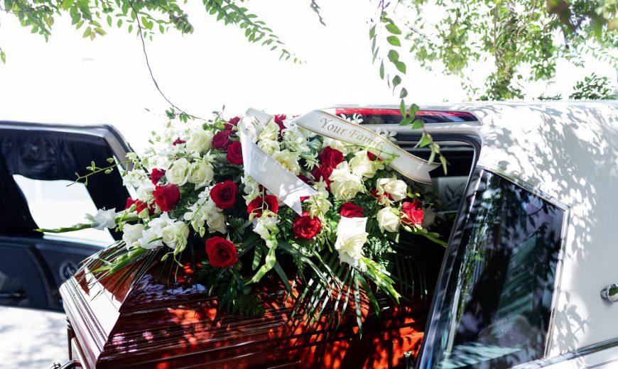 Điện hoa tang lễ