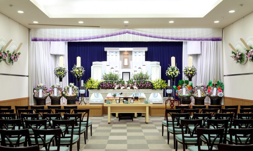 Tổ chức tang lễ tại nhà tang lễ đống đa