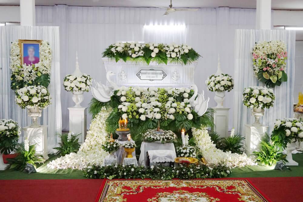 Tổ chức tang lễ tại nhà tang lễ Quận Y - Tang Lễ Hà Nội