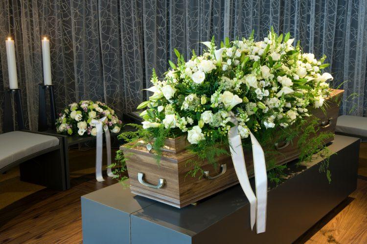 Dịch vụ trang trí hoa tang lễ