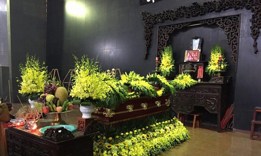 Nhà tang lễ bệnh viện E