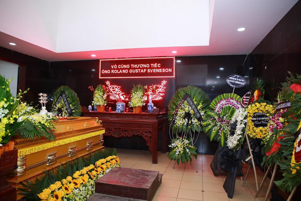 Dịch vụ tổ chức tang lễ tại nhà tang lễ Thanh Nhàn