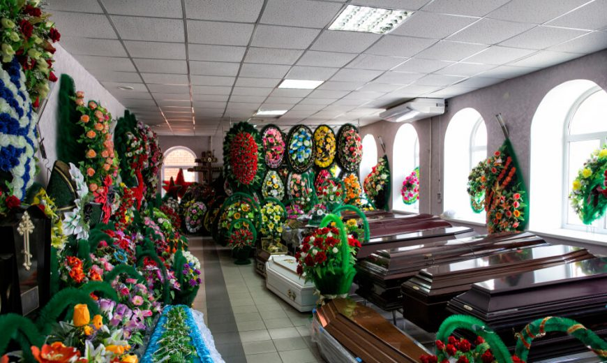 Đặt vòng hoa tang lễ tại Hà Nội Online