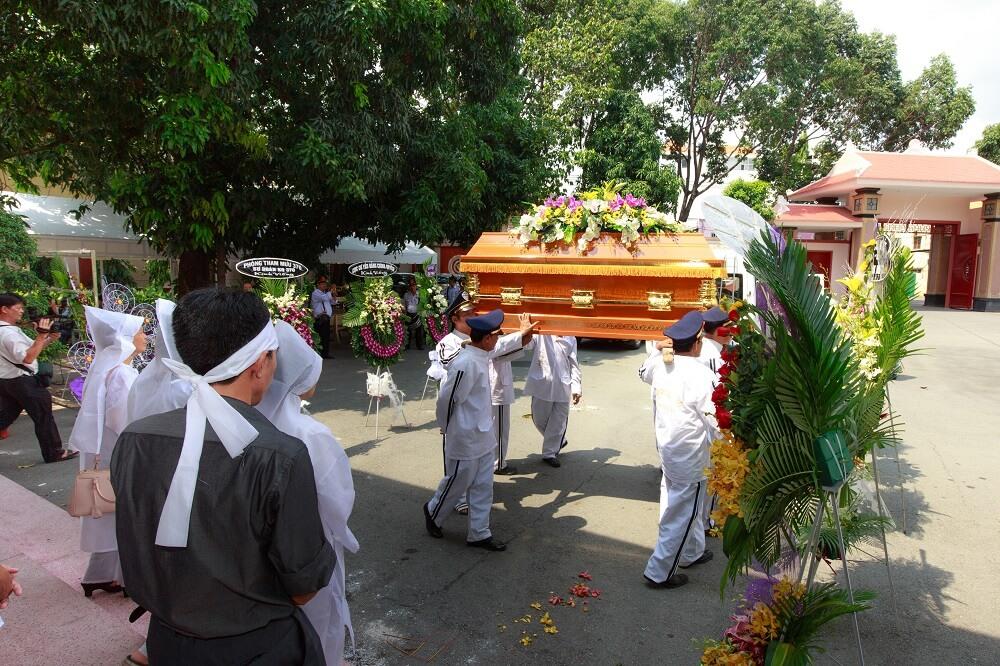 Dịch vụ chôn cất uy tín tại Tp Hà Nội - Tang Lễ Hà Nội