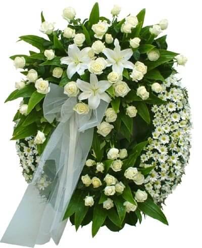 Đặt hoa tang lễ tại Hà Nội giá rẻ