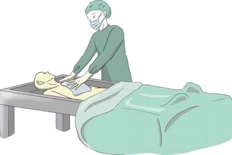 Dịch vụ ướp xác bảo quản thi hài