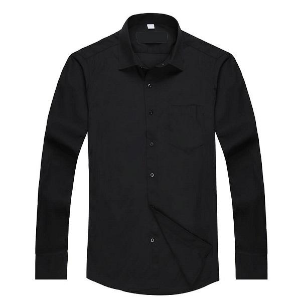 Tang Lễ Hà Nội chuyên bán áo sơ mi đen tang lễ