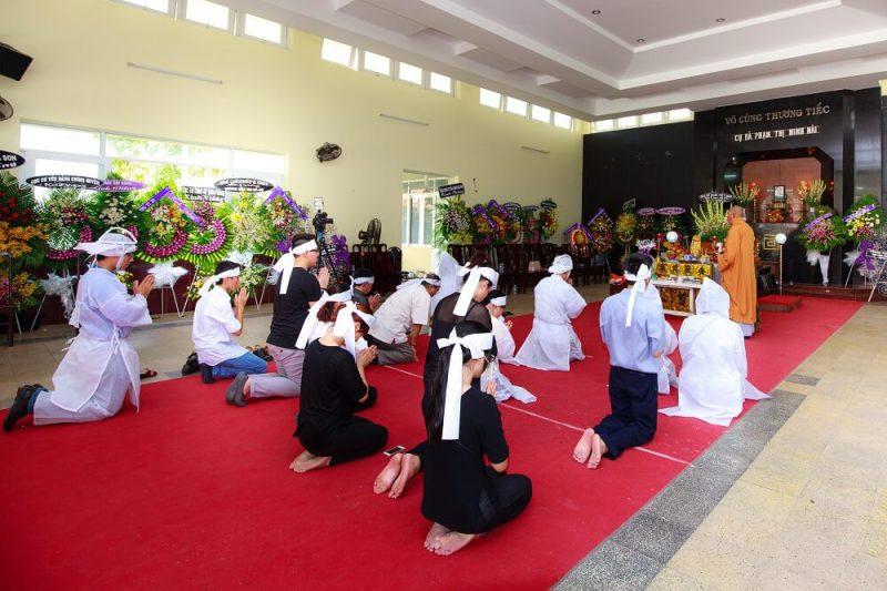 Chuyên tổ chức tang lễ 24/24 tại Hà Nội