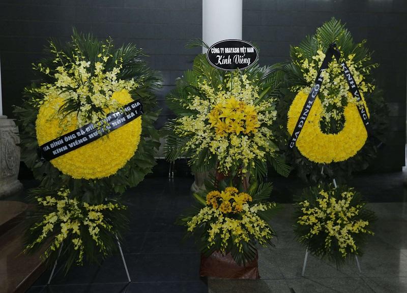 Đặt hoa đám ma tại Tp Hà Nội