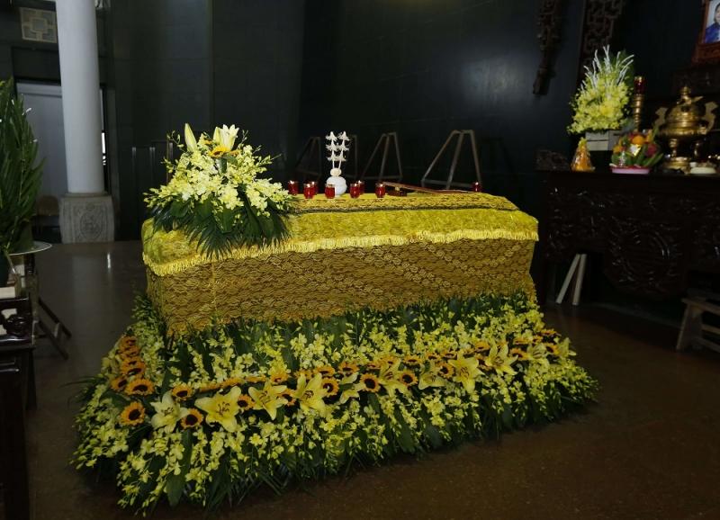 Trang trí phòng tang lễ chuyên nghiệp giá rẻ