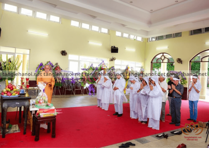 Nhà tang lễ Hà Đông, Hà Nội mở cửa 24H
