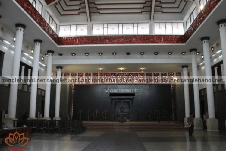 Nhà tang lễ Hà Đông - Hà Nội
