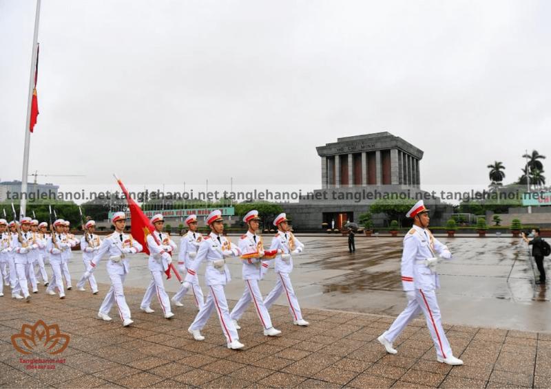 Lễ quốc tang của Việt Nam