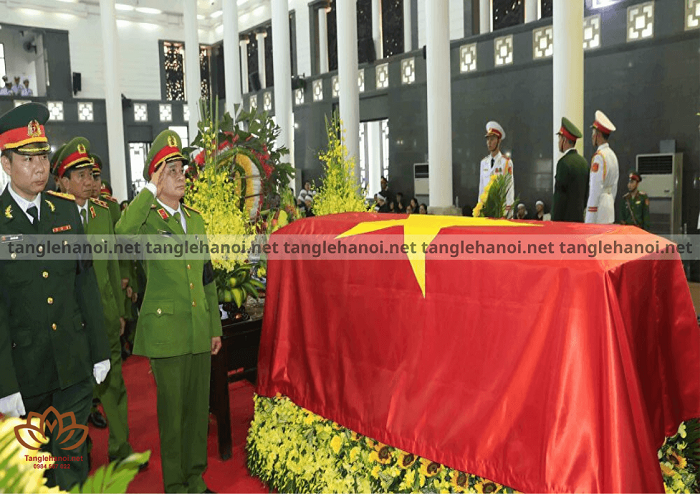 Tổ chức tang lễ dành cho đảng viên
