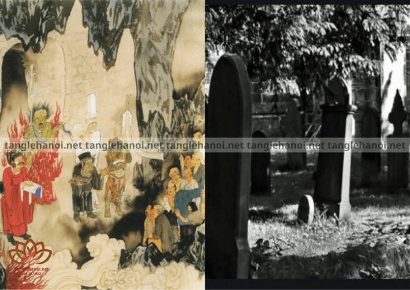Trùng tang liên táng và hóa giải
