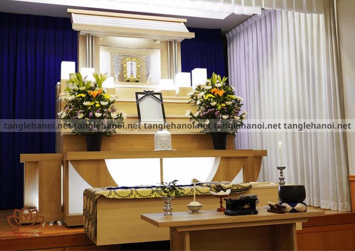 Dịch vụ tổ chức tang lễ trọn gói tại chung cư