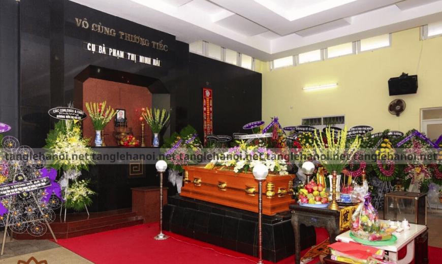 Kịch bản tổ chức tang lễ