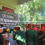 Tang lễ Mẹ Việt Nam anh hùng